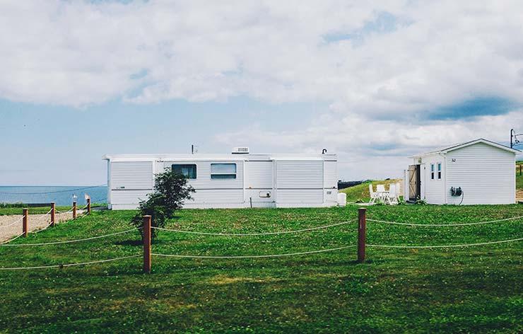 Mobilheim & Ferienhaus Konzepte von GlampScout
